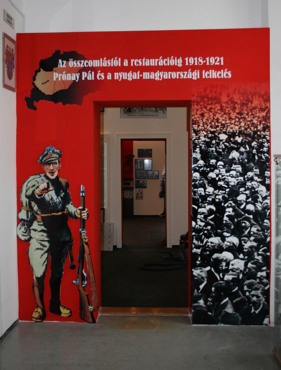 Az összeomlástól a restaurációig 1918-1921